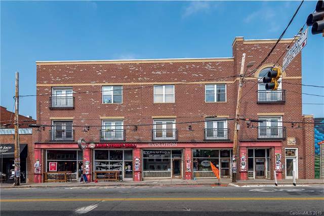 3205 N Davidson Street #207, Charlotte, NC 28205 (#3556488) :: Stephen Cooley Real Estate Group