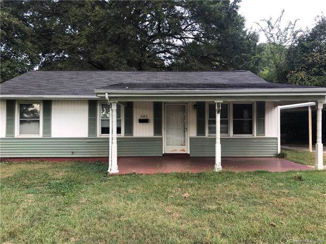 501 Manhasset Road, Charlotte, NC 28209 (#3556508) :: Robert Greene Real Estate, Inc.