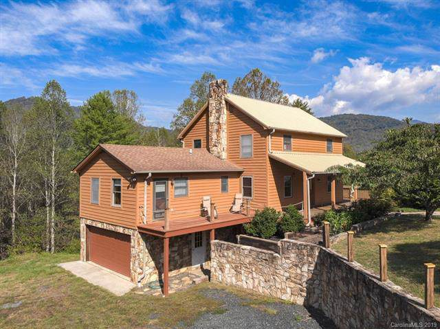 135 Terrys Trail, Bakersville, NC 28705 (#3556640) :: Francis Real Estate