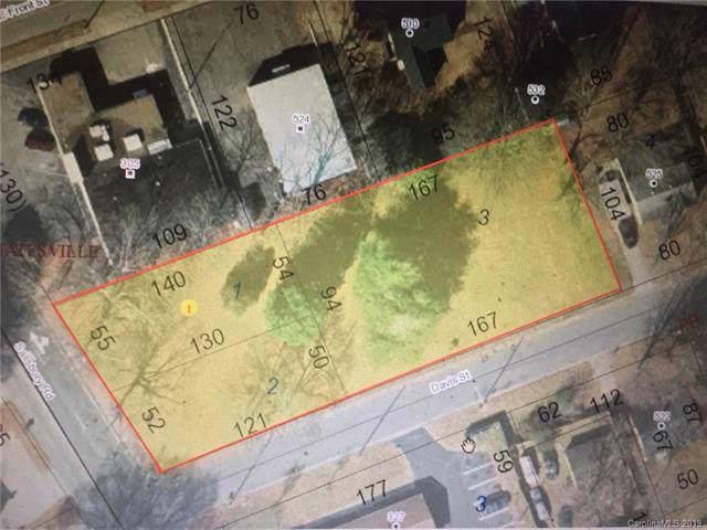 0 Salisbury Road, Statesville, NC 28677 (#3556668) :: High Performance Real Estate Advisors