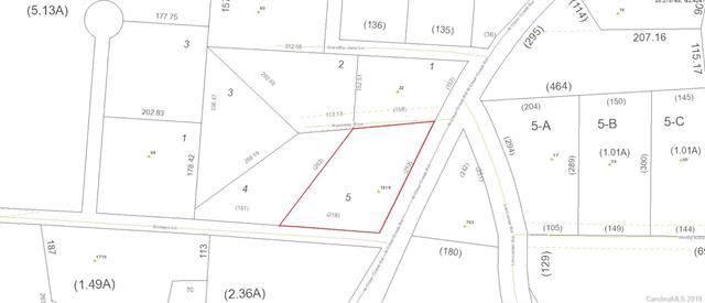 1618 N Clear Creek Road #5, Hendersonville, NC 28792 (#3556695) :: BluAxis Realty