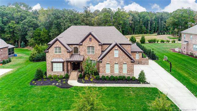 5012 Flowering Peach Road, Waxhaw, NC 28173 (#3556701) :: Besecker Homes Team