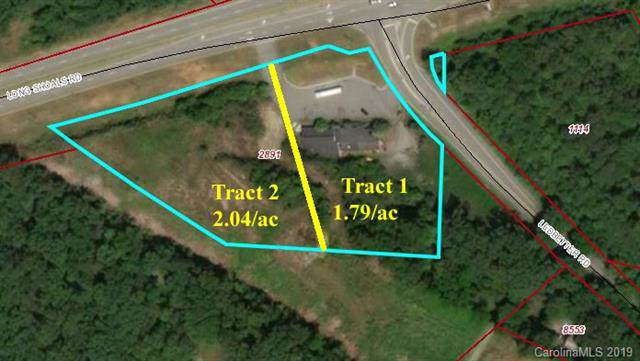 415 Long Shoals Road Tract 1, Arden, NC 28704 (#3556734) :: Charlotte Home Experts