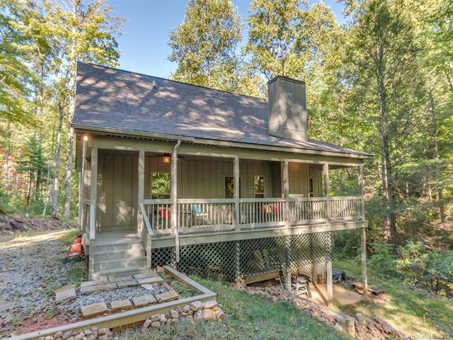 309 Deep Woods Lane, Saluda, NC 28773 (#3556824) :: Rinehart Realty