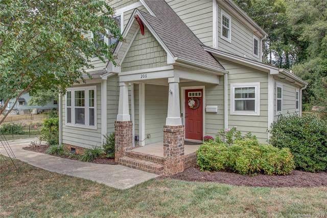 206 W Woodrow Avenue, Belmont, NC 28012 (#3556885) :: Odell Realty