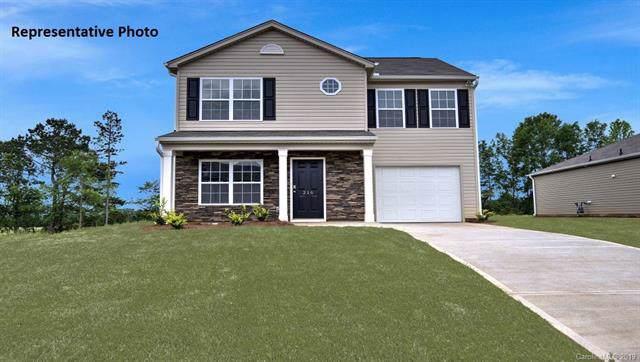 8024 Starnes Randall Avenue, Charlotte, NC 28215 (#3556895) :: BluAxis Realty