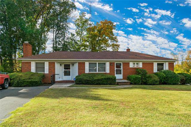 317 Clark Boulevard #1, Charlotte, NC 28262 (#3556900) :: Homes Charlotte