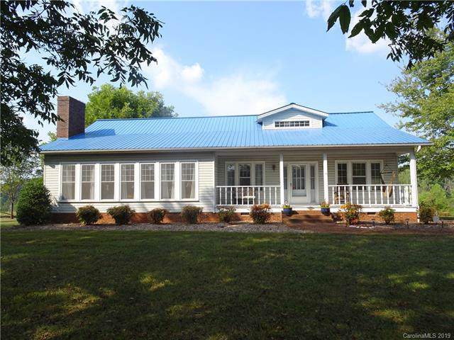3152 Community Road, Claremont, NC 28610 (#3556992) :: Stephen Cooley Real Estate Group