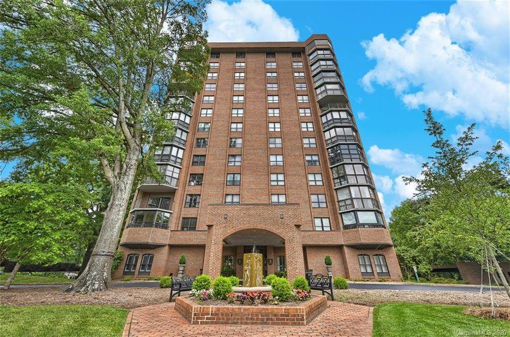 1530 Queens Road #902, Charlotte, NC 28207 (#3557070) :: LePage Johnson Realty Group, LLC