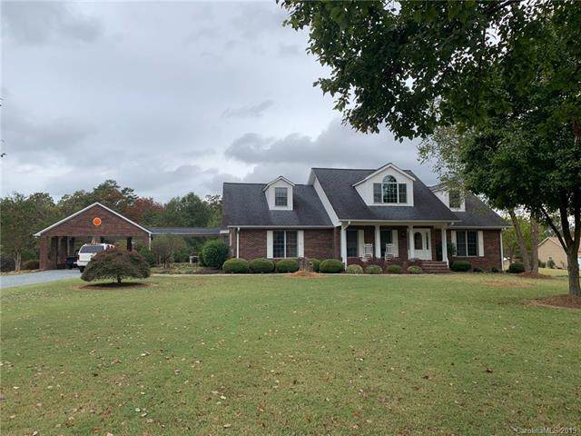 34863 Finger Road, Mount Pleasant, NC 28124 (#3557161) :: Homes Charlotte