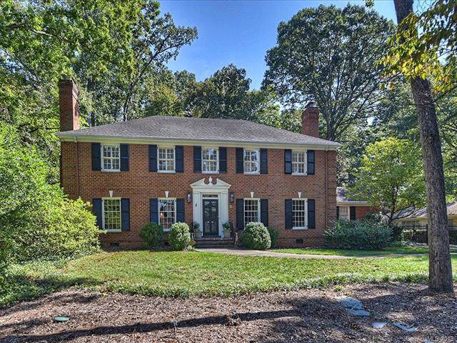 3915 Arborway Road, Charlotte, NC 28211 (#3557166) :: Stephen Cooley Real Estate Group