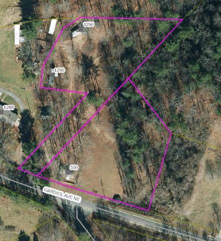 1290 Gardiol Avenue NE L 1/2, Valdese, NC 28690 (#3557183) :: Exit Realty Vistas