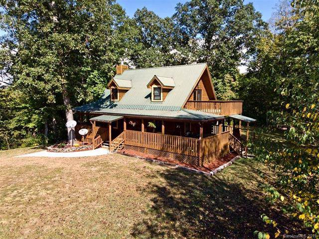 294 Sleepy Hollow Drive, Whittier, NC 28789 (#3557188) :: Rinehart Realty