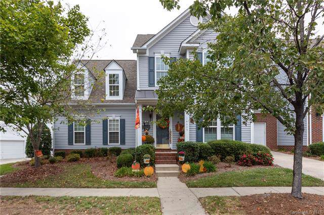 14605 Greenpoint Lane #91, Huntersville, NC 28078 (#3557241) :: Odell Realty