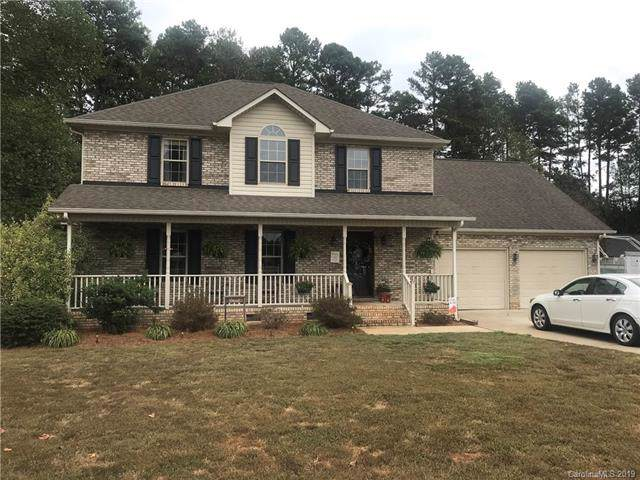2205 Stirewalt Road, China Grove, NC 28023 (MLS #3557329) :: RE/MAX Impact Realty