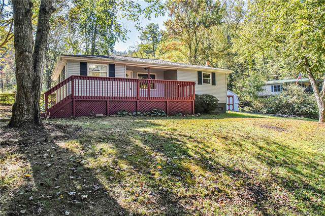 4 Landon Mountain Lane, Weaverville, NC 28787 (#3557376) :: MartinGroup Properties