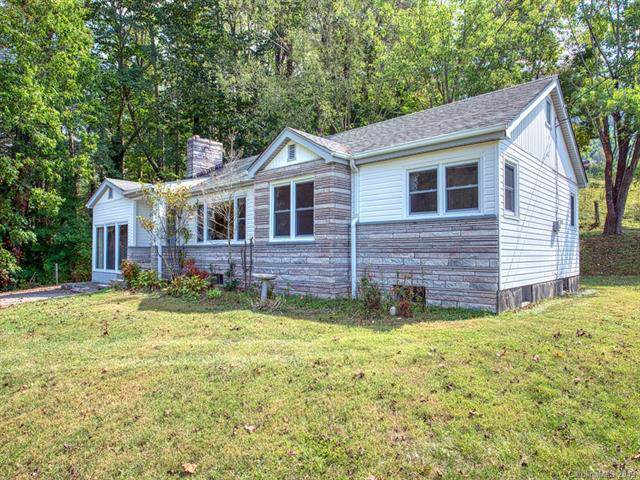 350 & 354 Wiley Franklin Road, Waynesville, NC 28786 (#3557379) :: Keller Williams Professionals