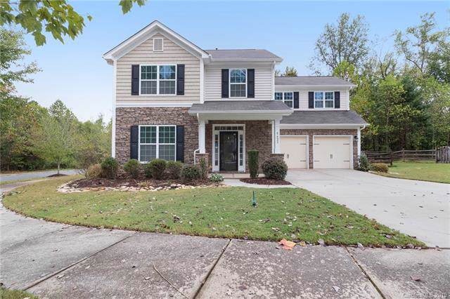 5623 Mcdowell Run Drive, Huntersville, NC 28078 (#3557473) :: Robert Greene Real Estate, Inc.
