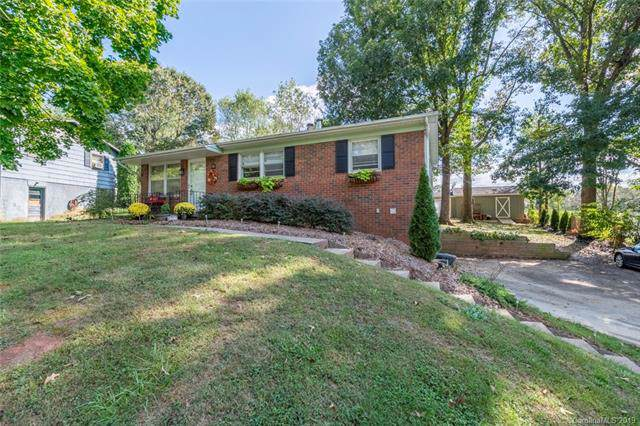 10 Allison Court, Asheville, NC 28805 (#3557486) :: Rinehart Realty