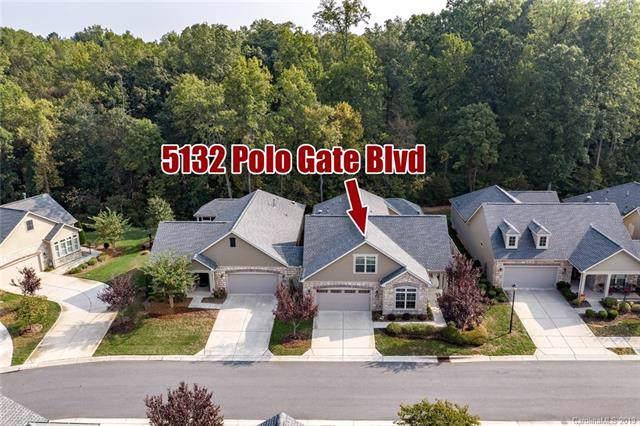 5132 Polo Gate Boulevard, Charlotte, NC 28216 (#3557504) :: MOVE Asheville Realty