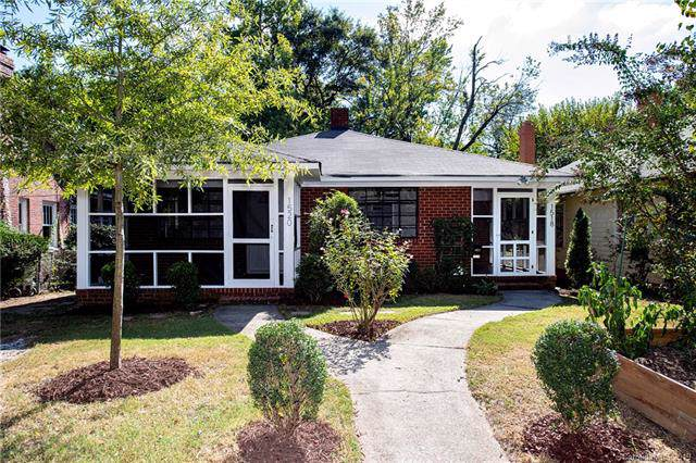 1518/1520 Mimosa Avenue, Charlotte, NC 28205 (#3557521) :: Robert Greene Real Estate, Inc.