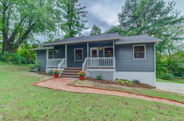 695 Upper Grassy Branch Extension, Asheville, NC 28805 (#3557609) :: Rinehart Realty