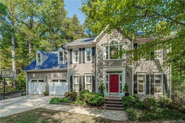 4600 Deer Cross Trail, Charlotte, NC 28269 (#3557654) :: Charlotte Home Experts