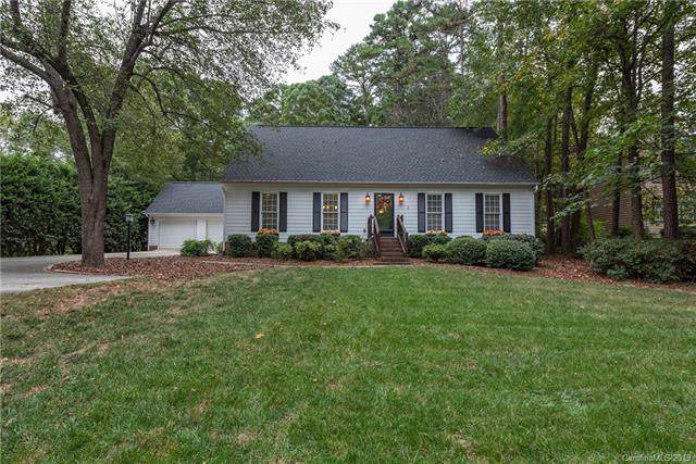 5640 Birchhill Road, Mint Hill, NC 28227 (#3557679) :: Odell Realty