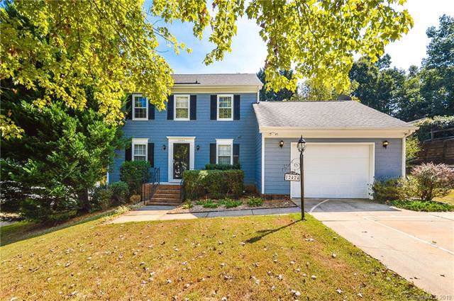 12424 Cool Mist Lane, Huntersville, NC 28078 (#3557701) :: Odell Realty