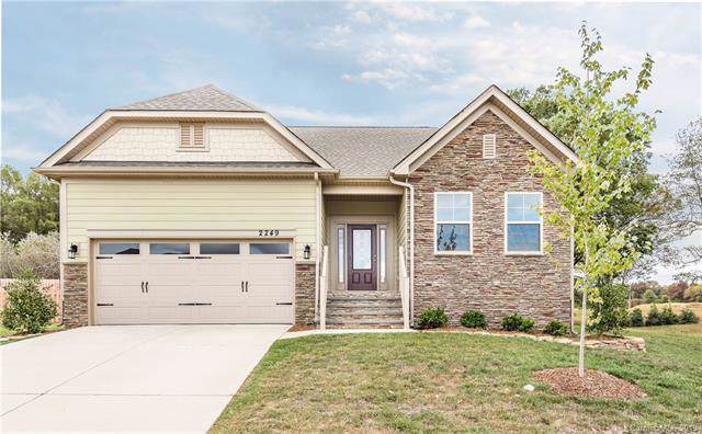 2249 Balting Glass Drive, Indian Trail, NC 28079 (#3557704) :: SearchCharlotte.com