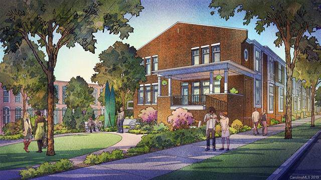 468 E 33rd Street Unit 19, Charlotte, NC 28205 (#3557808) :: Charlotte Home Experts