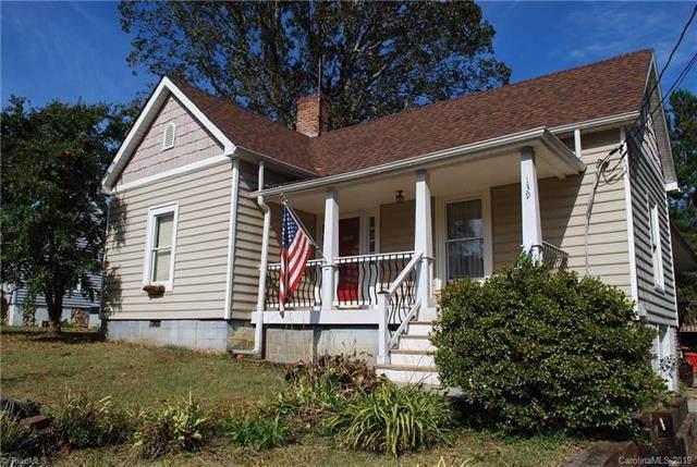 139 Main Street, Cooleemee, NC 27014 (#3557822) :: Homes Charlotte