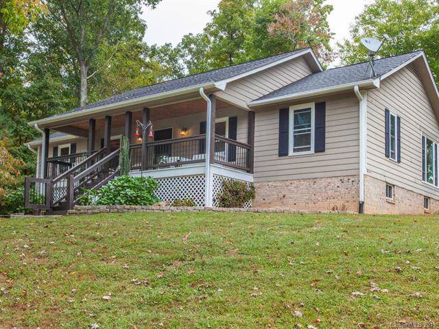 10 Henson Drive, Mills River, NC 28759 (#3557825) :: Besecker Homes Team