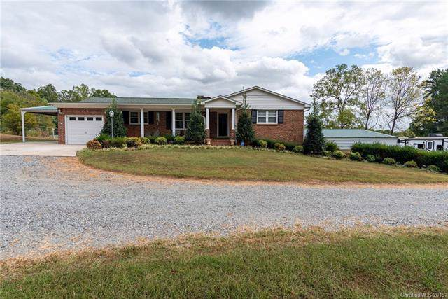 1043 Mount Zion Church Road, Iron Station, NC 28080 (#3557846) :: Cloninger Properties