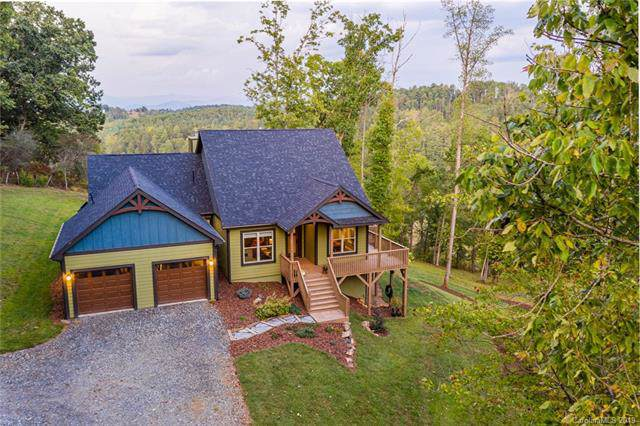 1276 Teague Road, Marshall, NC 28753 (#3557920) :: Carlyle Properties