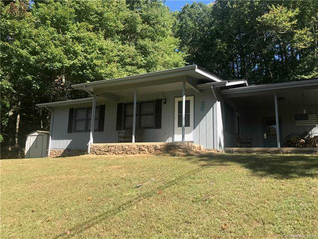 149 Plott Mountain Road, Waynesville, NC 28786 (#3557922) :: Odell Realty