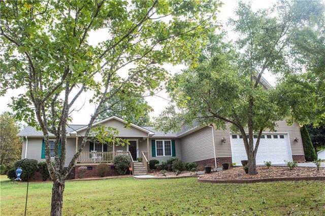 38428 Log Cabin Drive, New London, NC 28127 (#3557935) :: Washburn Real Estate