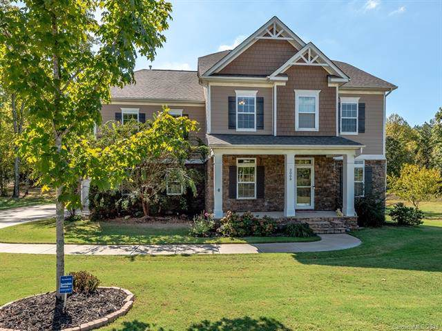 2009 Madeira Circle, Waxhaw, NC 28173 (#3557954) :: Stephen Cooley Real Estate Group