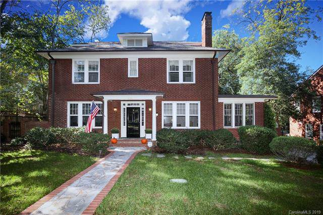 1326 Lafayette Avenue, Charlotte, NC 28203 (#3558022) :: Keller Williams South Park