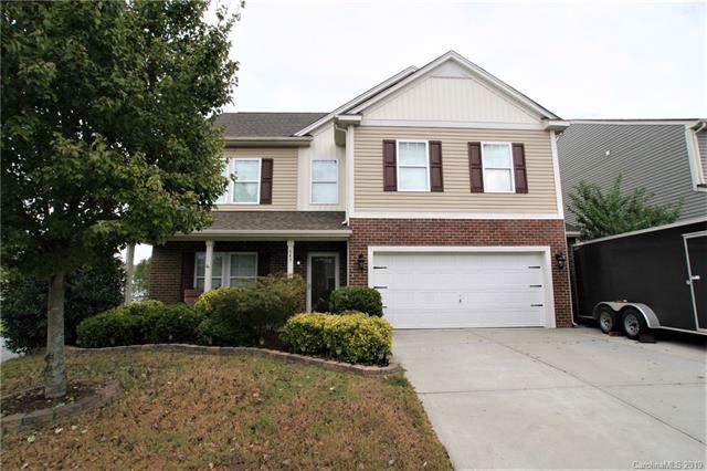 649 Shellbark Drive, Concord, NC 28025 (#3558032) :: Robert Greene Real Estate, Inc.