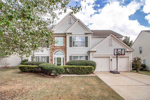2523 Beacon Forest Drive, Charlotte, NC 28270 (#3558138) :: The Ramsey Group