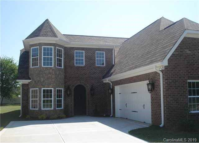 4524 Lanstone Court SW #35, Concord, NC 28027 (#3558192) :: High Performance Real Estate Advisors