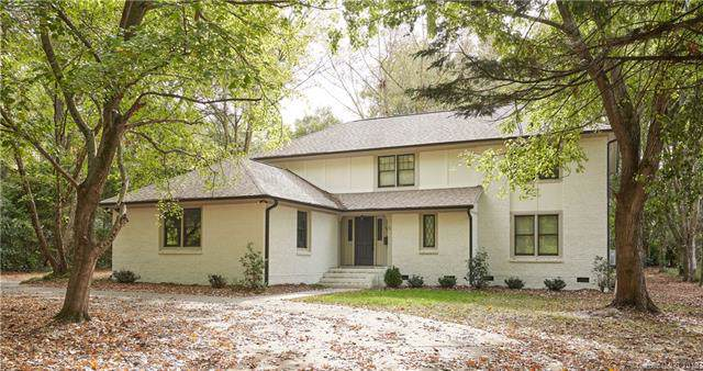 1509 Runnymede Lane, Charlotte, NC 28211 (#3558216) :: Cloninger Properties