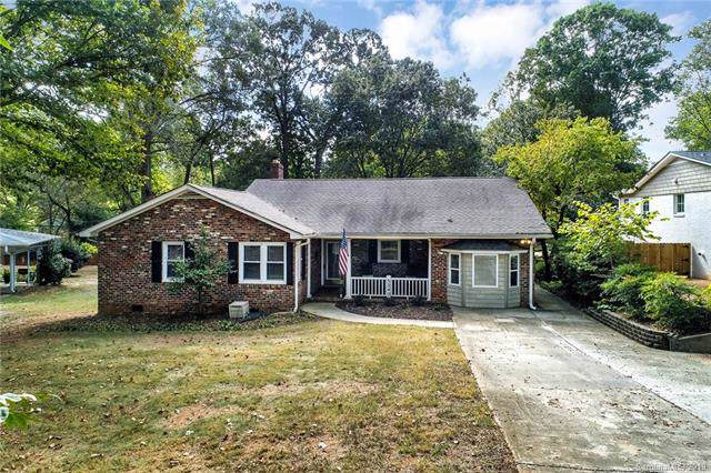 3245 Fairfax Drive, Charlotte, NC 28209 (#3558238) :: LePage Johnson Realty Group, LLC