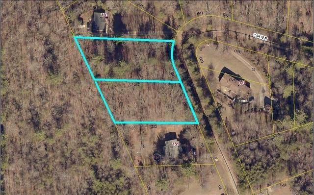 0 Carter Loop 13 & 14, Taylorsville, NC 28681 (#3558242) :: LePage Johnson Realty Group, LLC