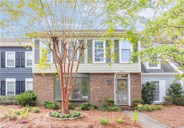 7414 Red Oak Lane, Charlotte, NC 28226 (#3558266) :: Charlotte Home Experts
