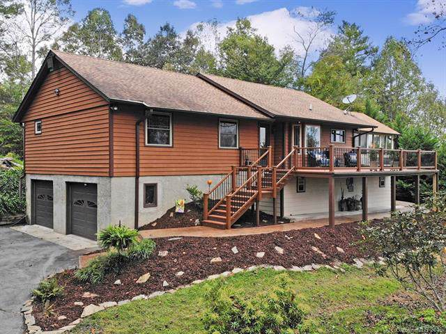 98 Justus View Drive, Hendersonville, NC 28739 (#3558274) :: LePage Johnson Realty Group, LLC