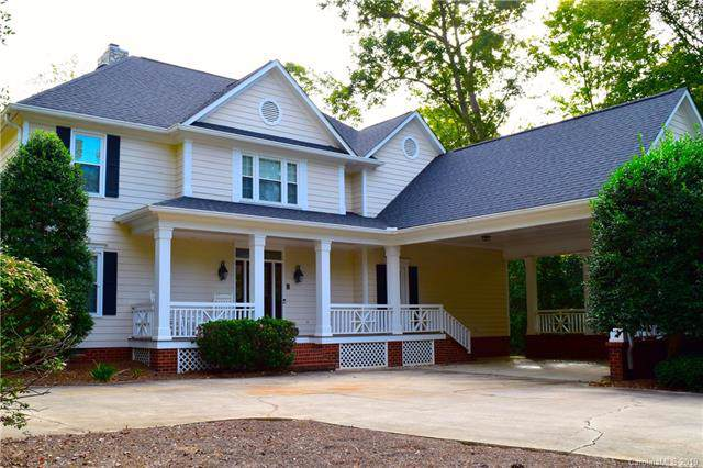 131 Lassiter Mill Road, New London, NC 28127 (#3558285) :: LePage Johnson Realty Group, LLC