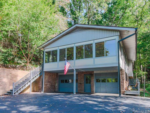 202 Haywood Knolls Drive, Hendersonville, NC 28791 (#3558313) :: Stephen Cooley Real Estate Group