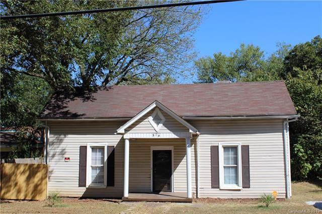 514 W Cemetery Street, Salisbury, NC 28144 (#3558314) :: RE/MAX RESULTS